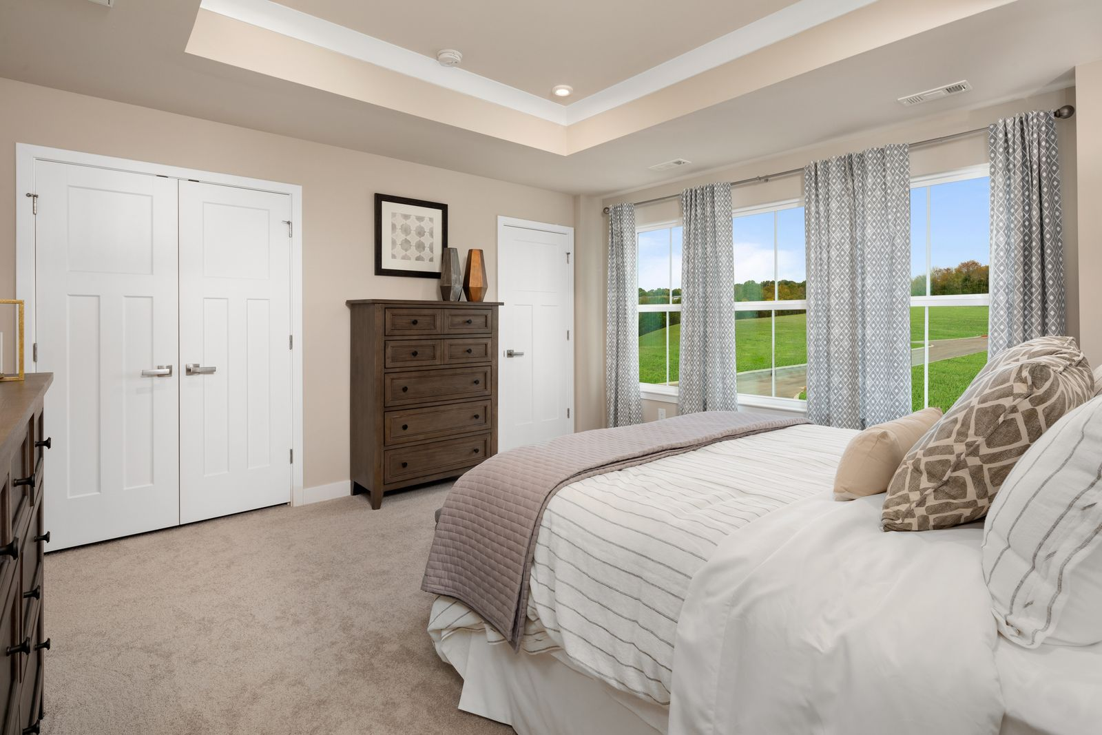 Bedroom featured in the Roxbury By Ryan Homes in Nashville, TN