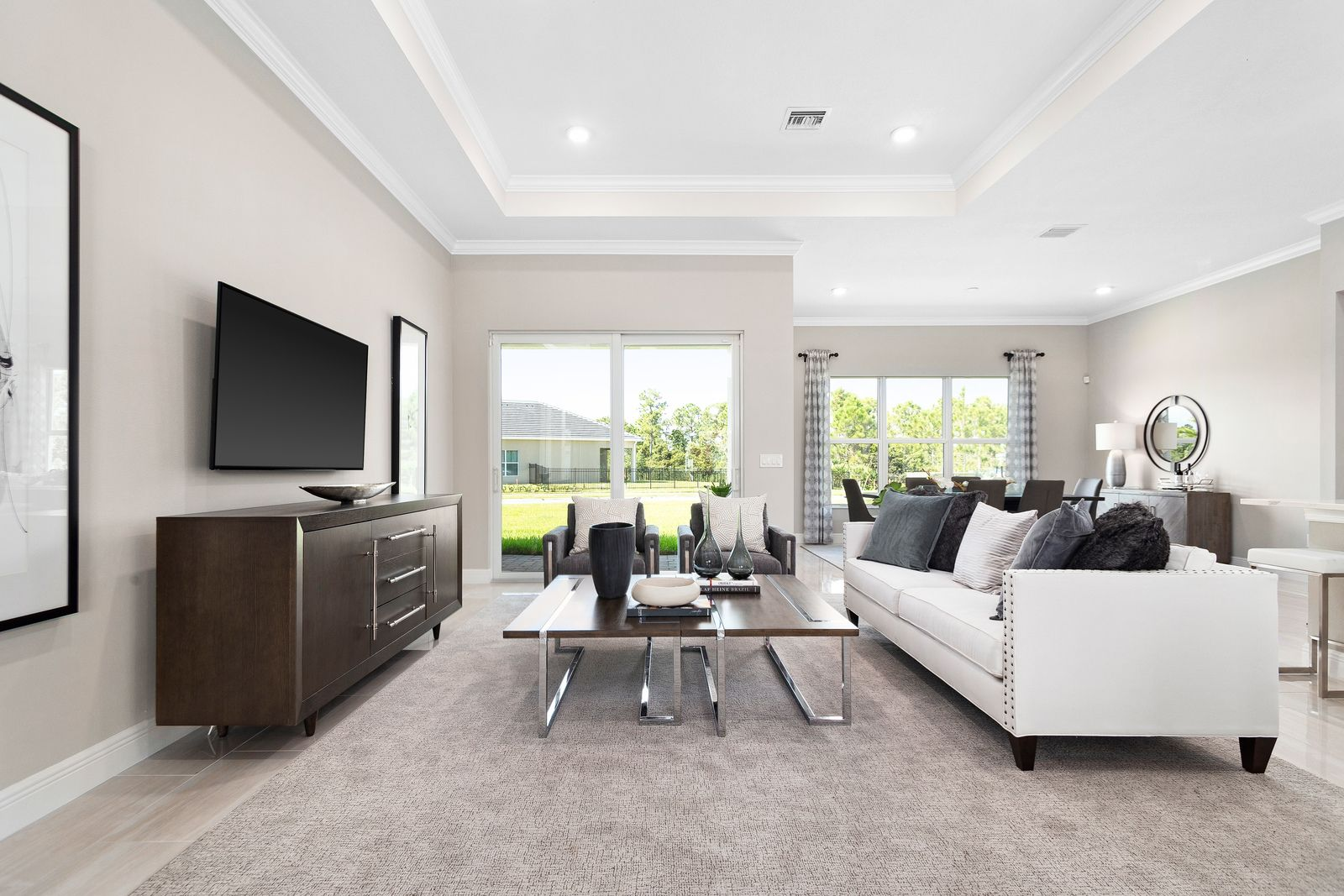 Living Area featured in the Hernando By Ryan Homes in Martin-St. Lucie-Okeechobee Counties, FL