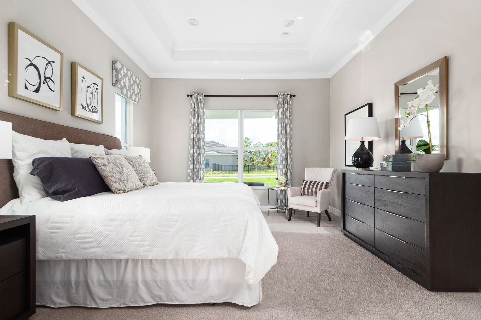 Bedroom featured in the Hernando- The Anchor Collection By Ryan Homes