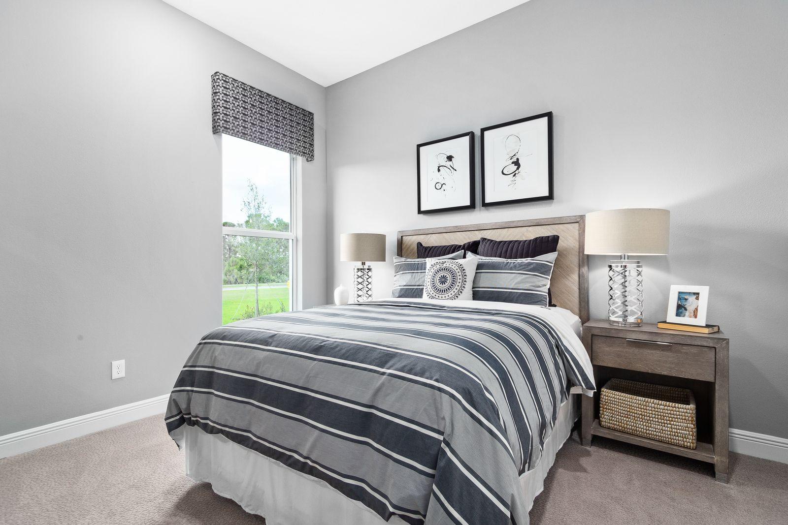 Bedroom featured in the Hernando By Ryan Homes in Martin-St. Lucie-Okeechobee Counties, FL
