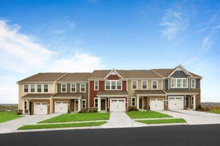 Roxbury w/Extension - Meadow Run Towns: Copley, Ohio - Ryan Homes