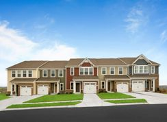 Roxbury w/Extension & Finished basement - Meadow Run Towns: Copley, Ohio - Ryan Homes