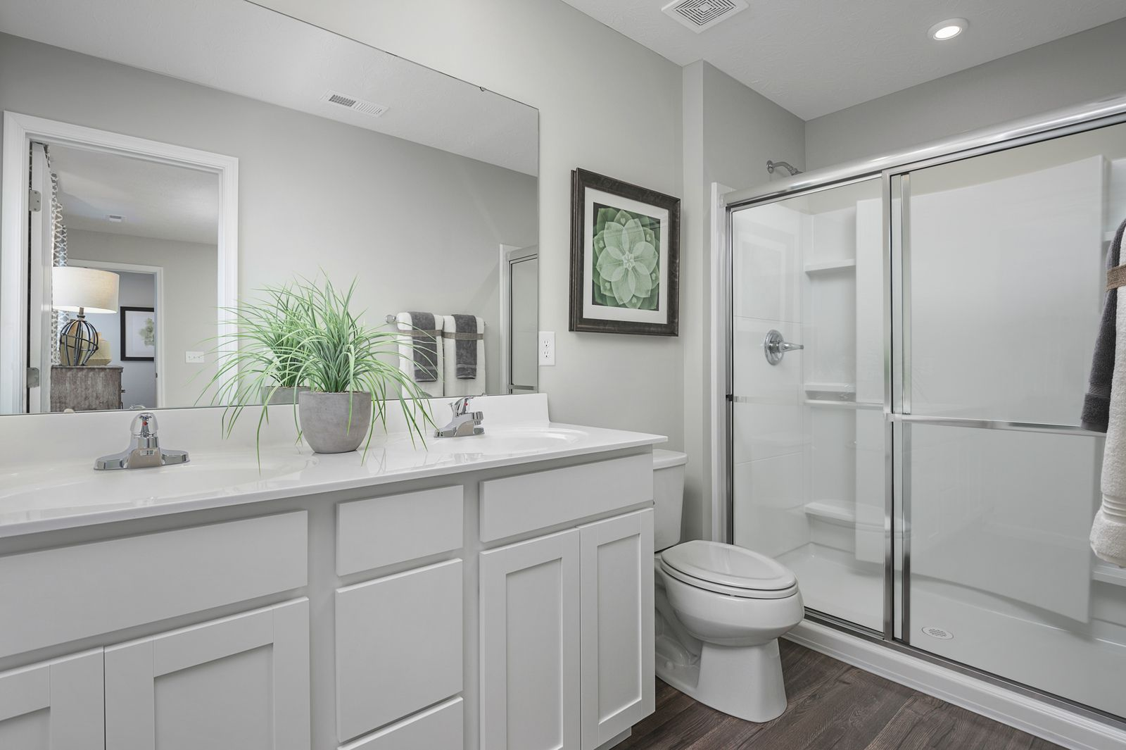 Bathroom featured in the Cedar By Ryan Homes in Chicago, IL