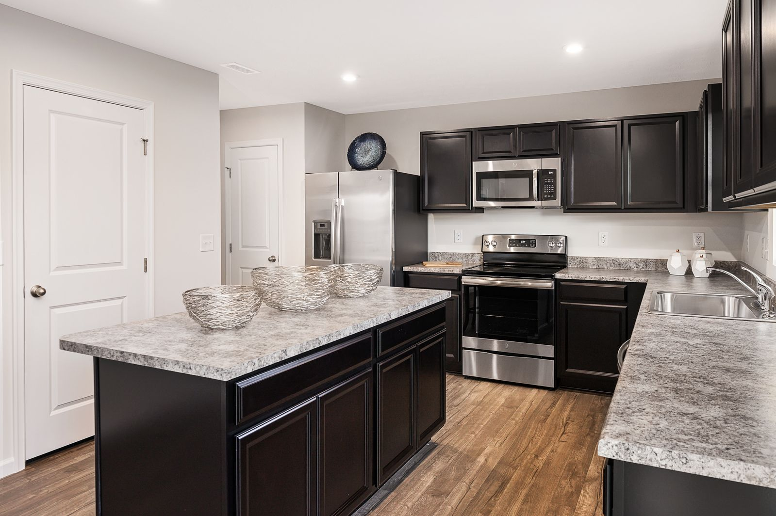 Kitchen featured in the Elm By Ryan Homes in Columbia, SC