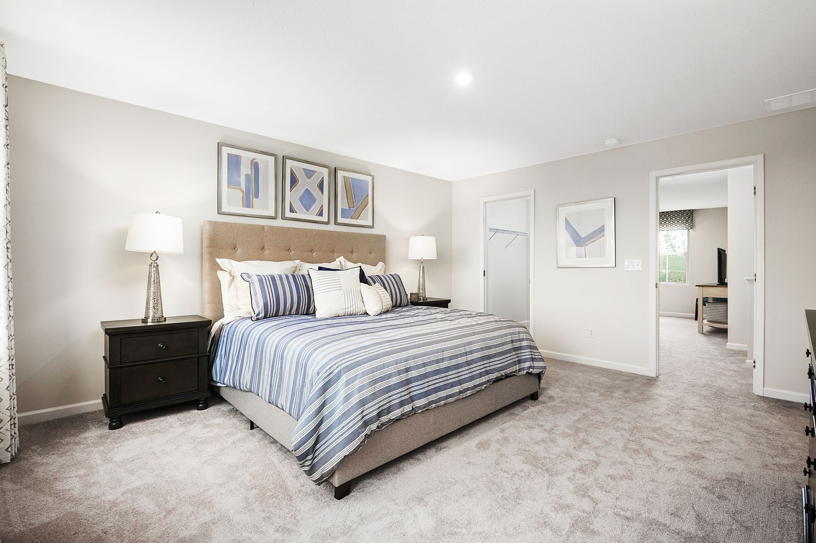Bedroom featured in the Elm By Ryan Homes in Columbia, SC