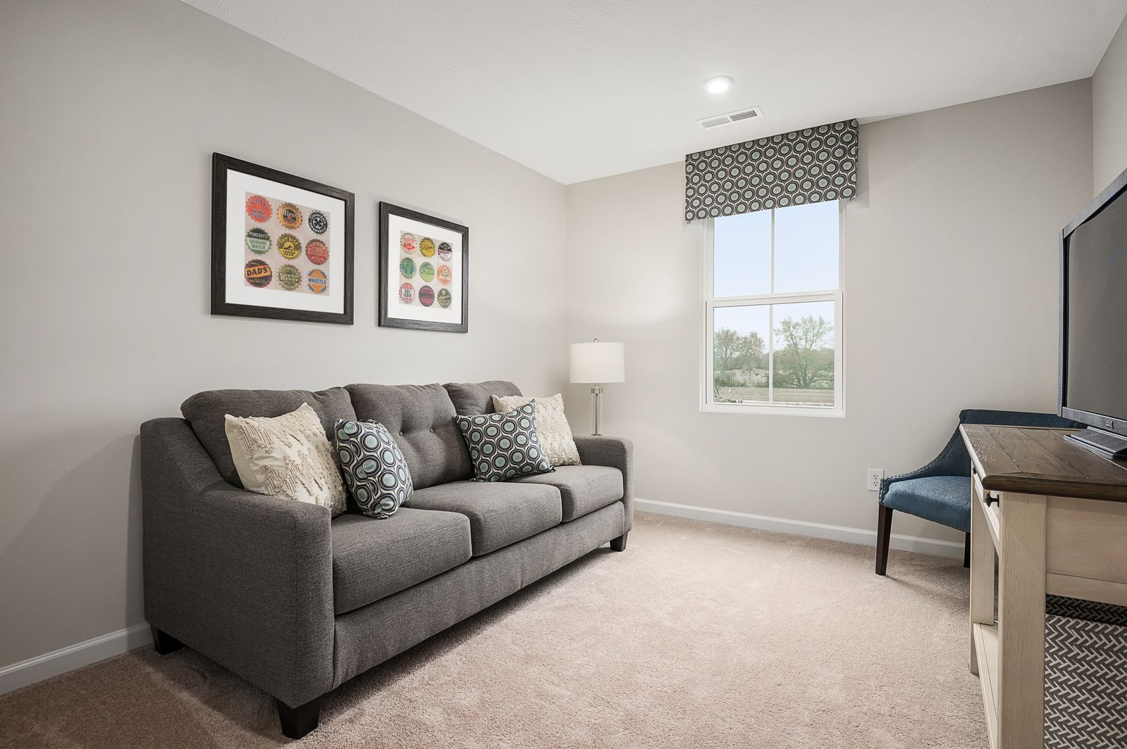 Living Area featured in the Elm By Ryan Homes in Hagerstown, MD