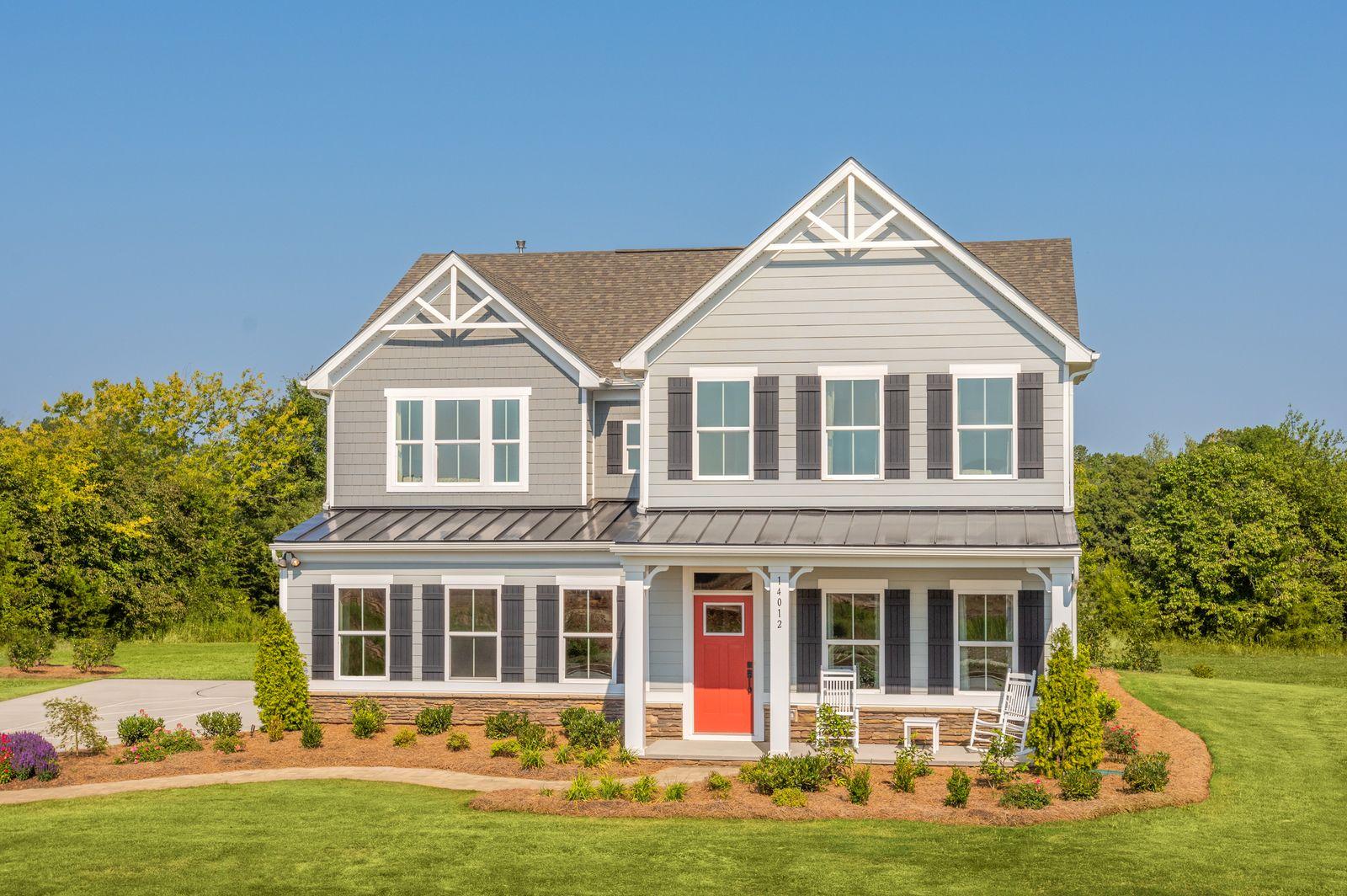 Exterior featured in the Seneca By Ryan Homes in Norfolk-Newport News, VA