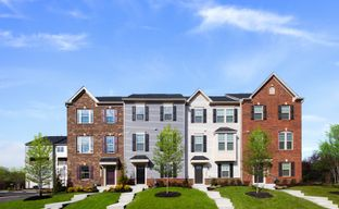 Timothy Branch Townhomes by Ryan Homes in Washington Maryland
