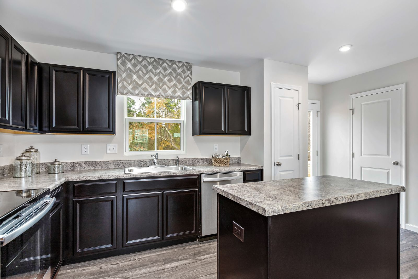 Kitchen featured in the Aspen By Ryan Homes in Charlotte, NC