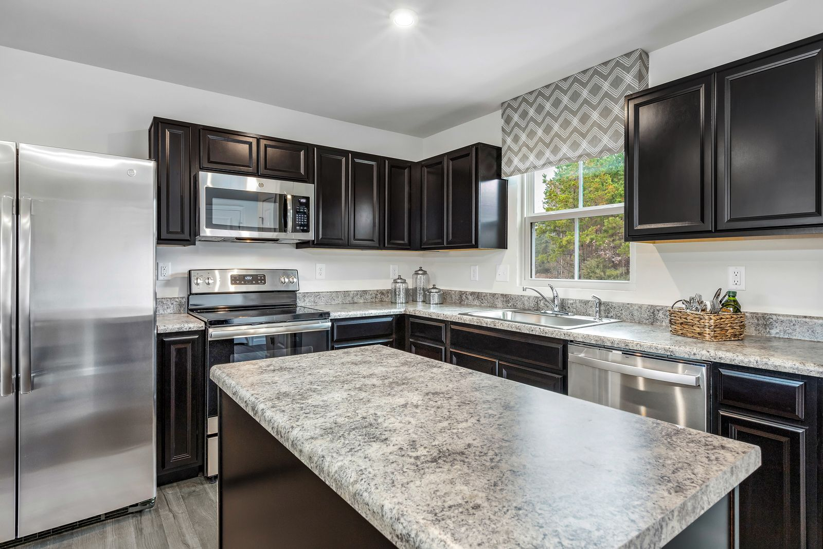 Kitchen featured in the Aspen By Ryan Homes in Greenville-Spartanburg, SC