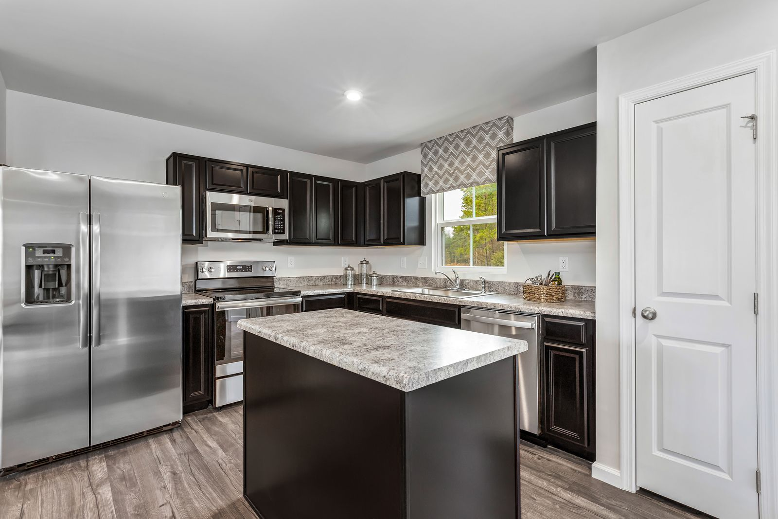 Kitchen featured in the Aspen By Ryan Homes in Akron, OH