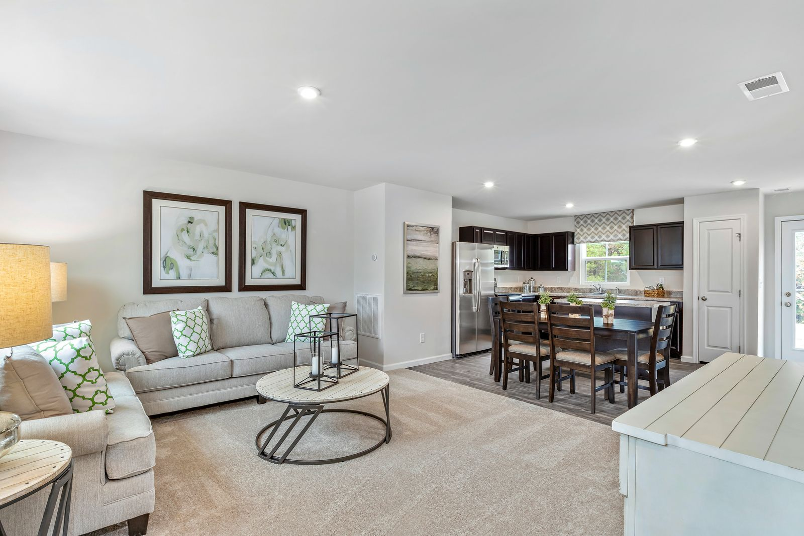 Living Area featured in the Aspen By Ryan Homes in Akron, OH