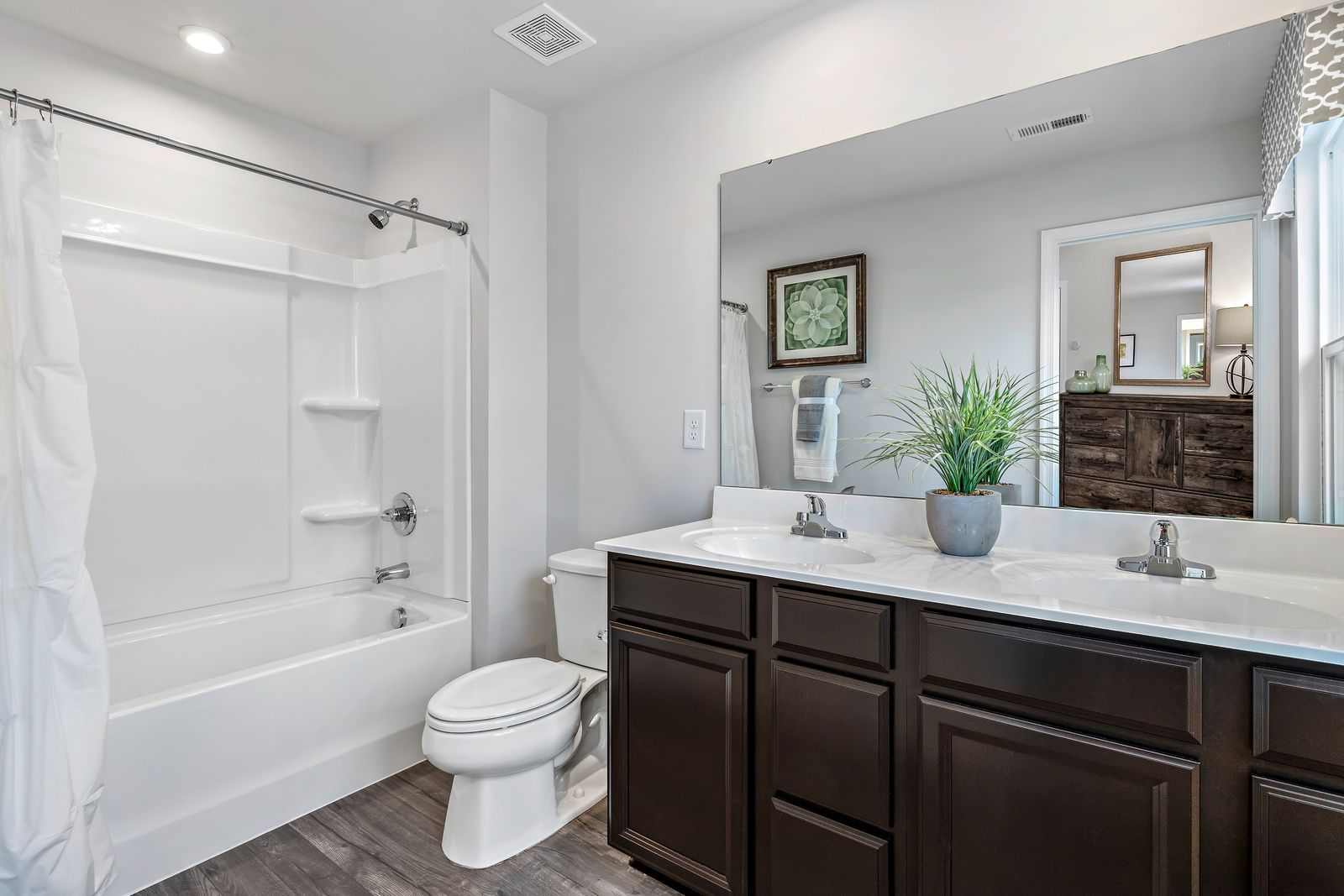 Bathroom featured in the Aspen By Ryan Homes in Charlotte, NC