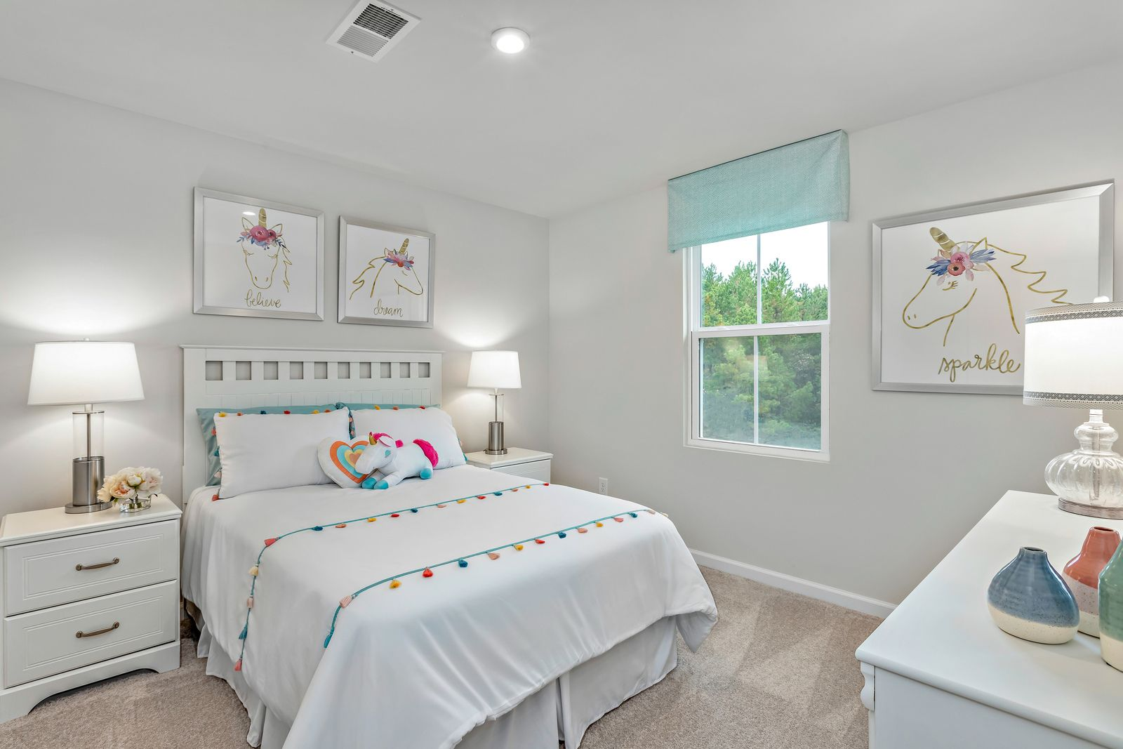 Bedroom featured in the Aspen By Ryan Homes in Akron, OH