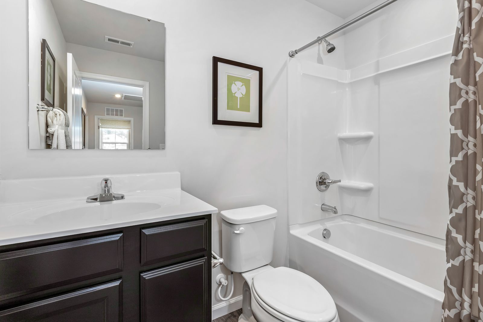 Bathroom featured in the Aspen By Ryan Homes in Akron, OH