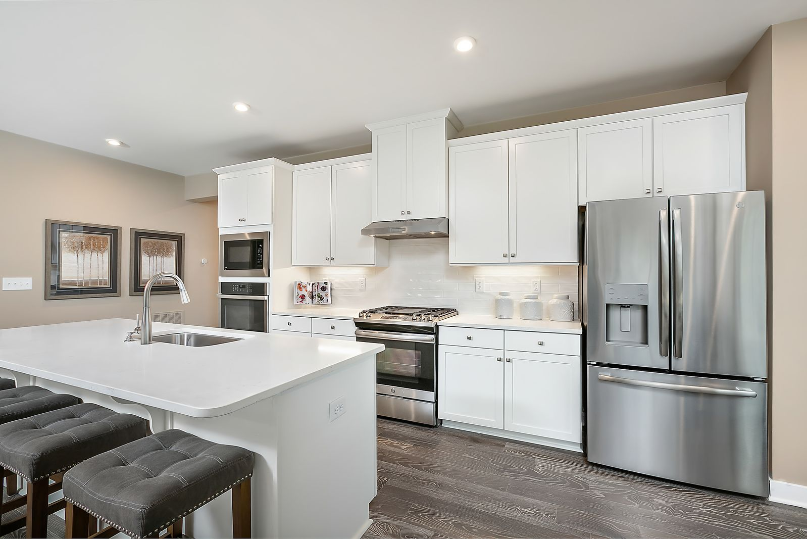 Kitchen featured in the Bramante Ranch By Ryan Homes in Chicago, IL