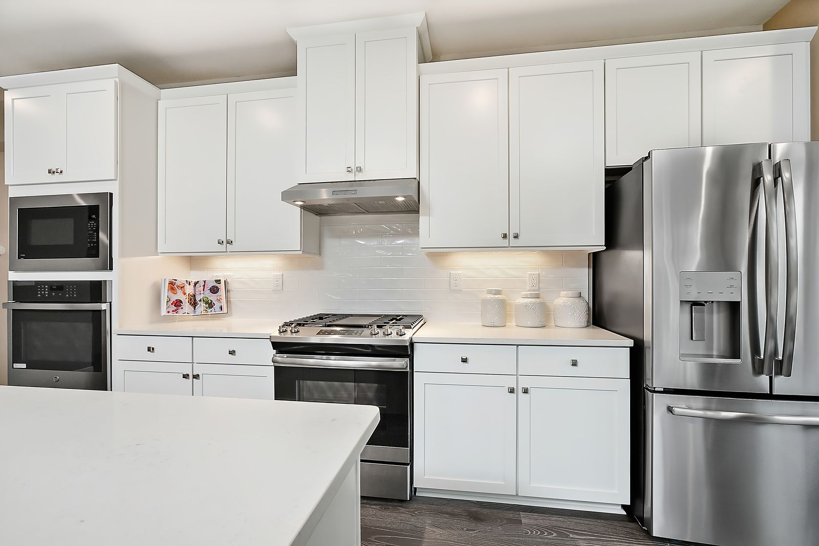 Kitchen featured in the Bramante Ranch Slab - Basement Available By Ryan Homes in Chicago, IL