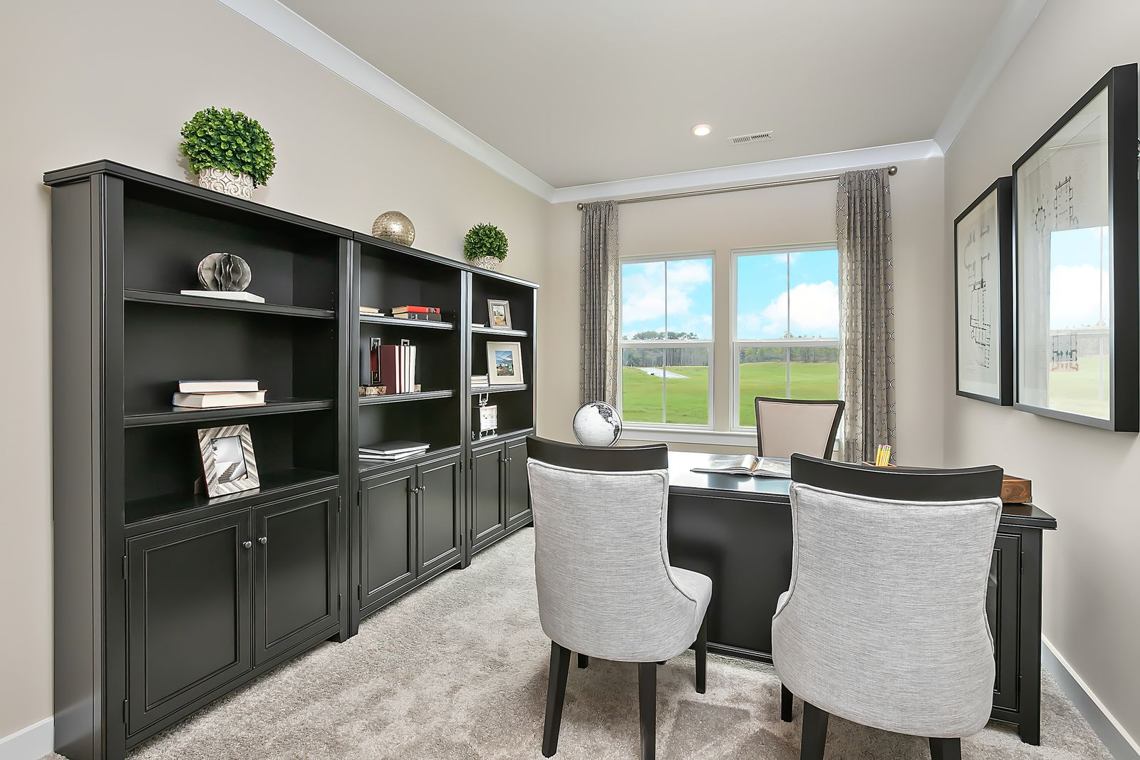 Living Area featured in the Bramante Ranch By Ryan Homes in Chicago, IL