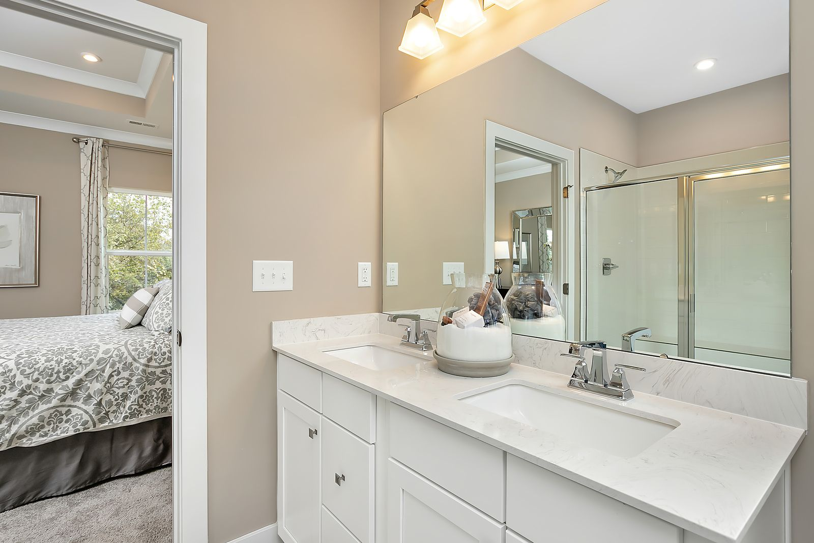 Bathroom featured in the Bramante Ranch Slab - Basement Available By Ryan Homes in Chicago, IL