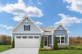 Alberti 2-Story - Enclave at Holcomb Woods (Age 55+): Charlotte, North Carolina - Ryan Homes