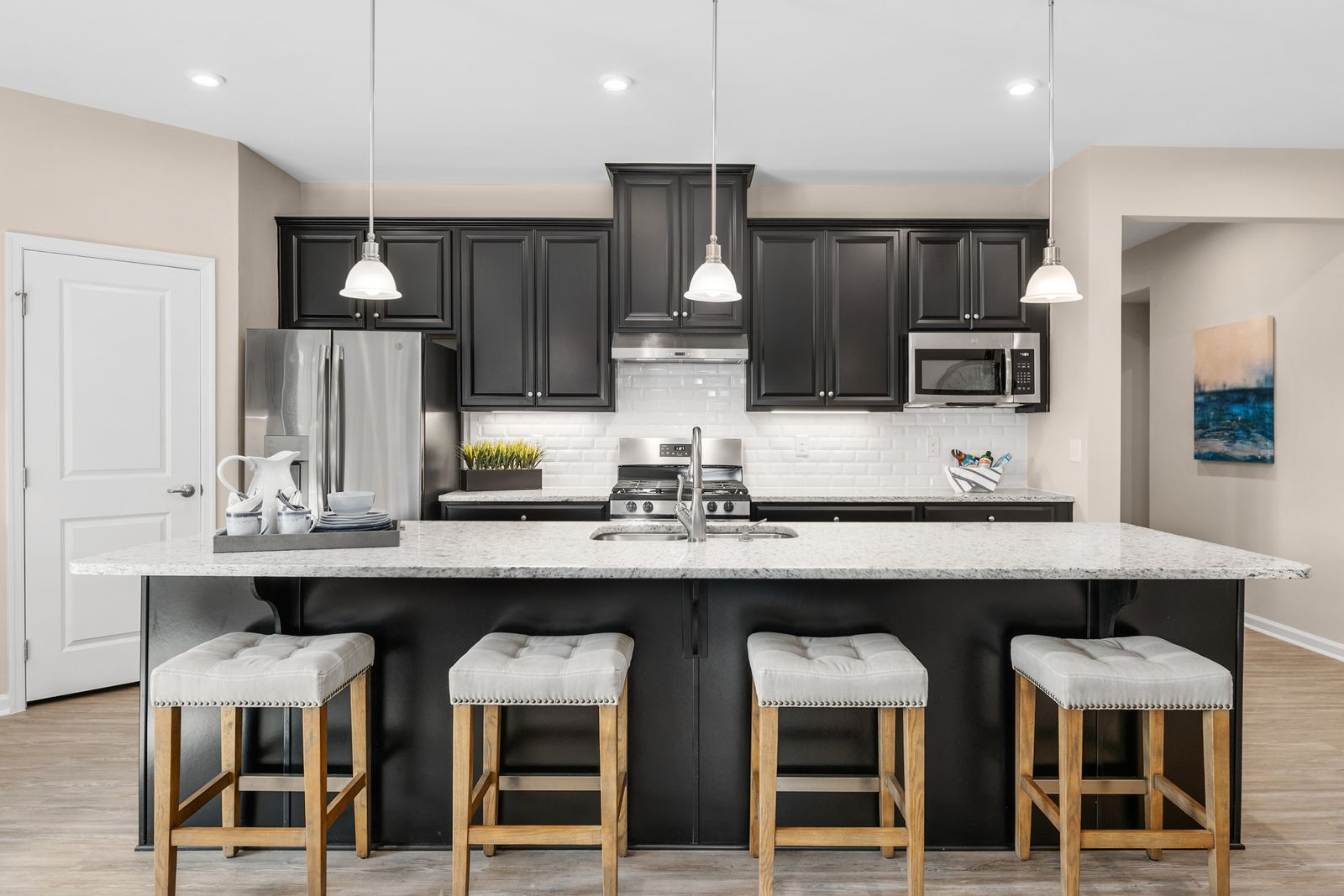 Kitchen featured in the Palladio By Ryan Homes in Greenville-Spartanburg, SC