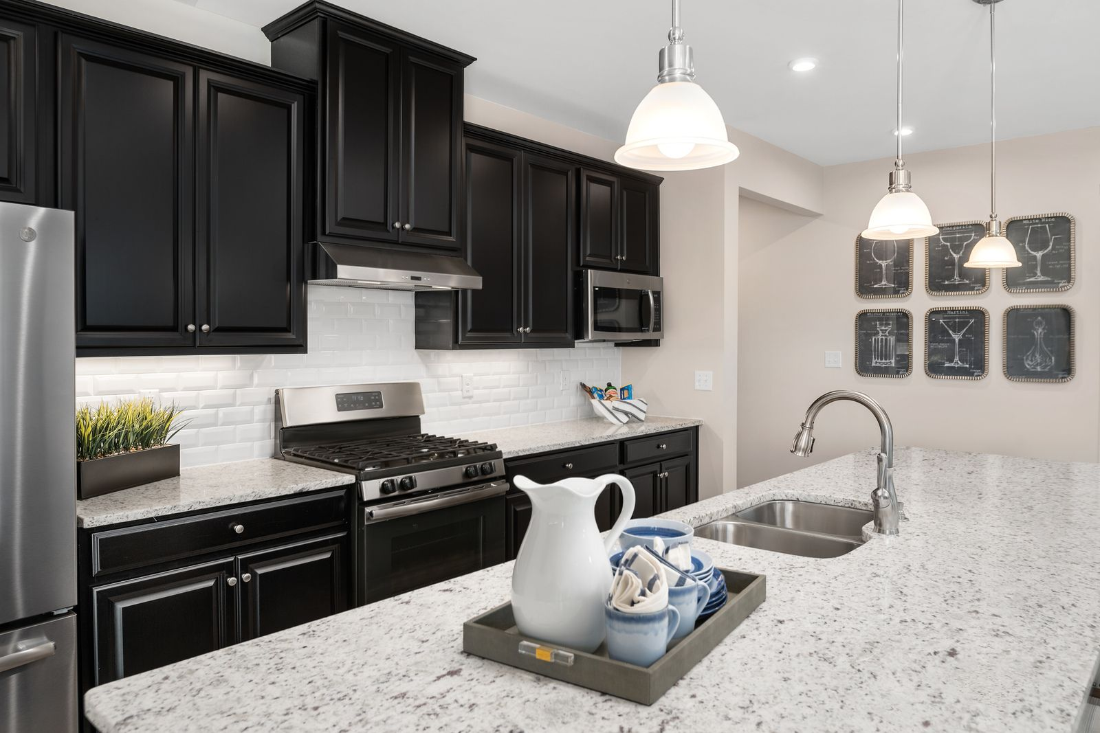 Kitchen featured in the Palladio Ranch By Ryan Homes in Chicago, IL