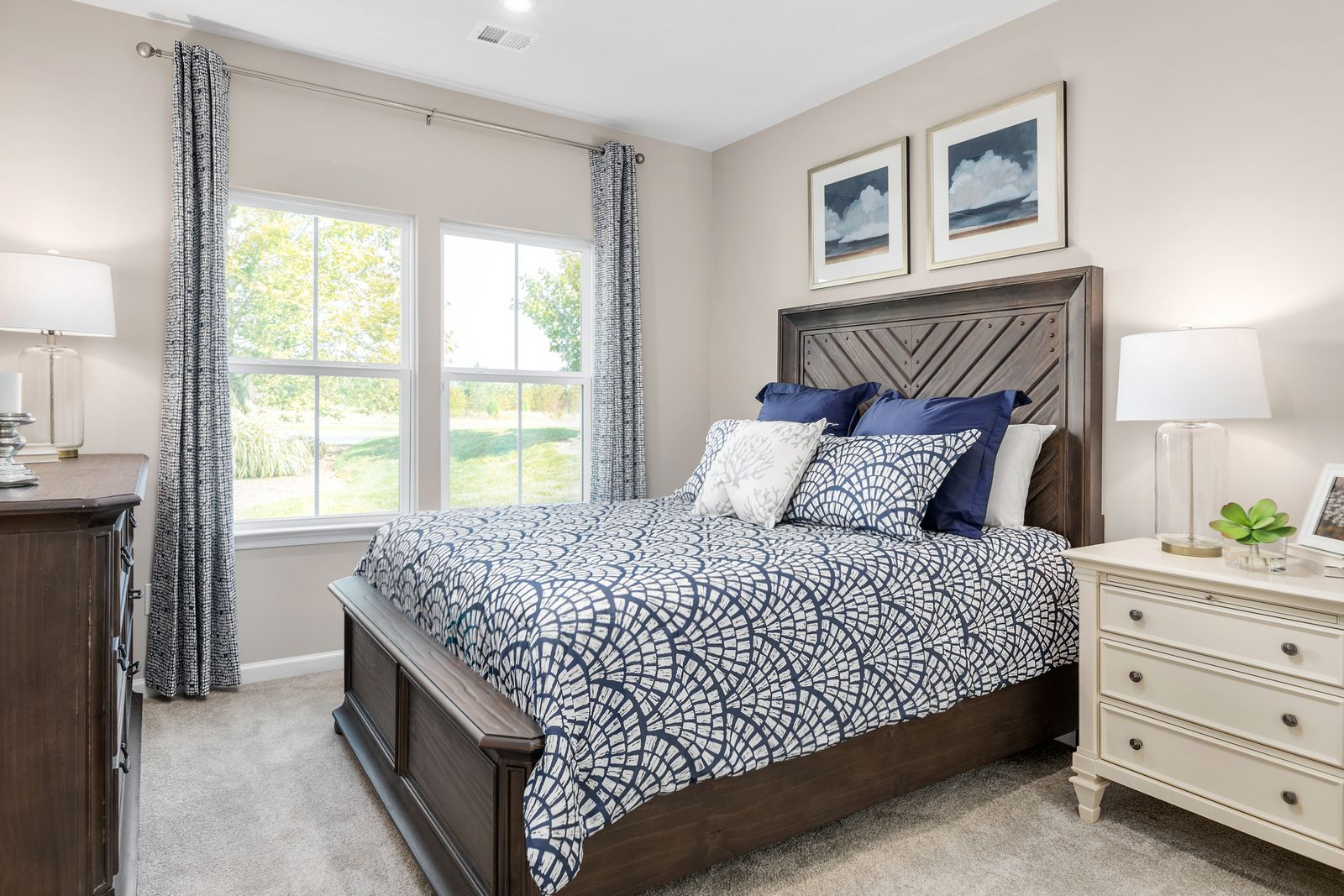 Bedroom featured in the Palladio Ranch By Ryan Homes in Chicago, IL