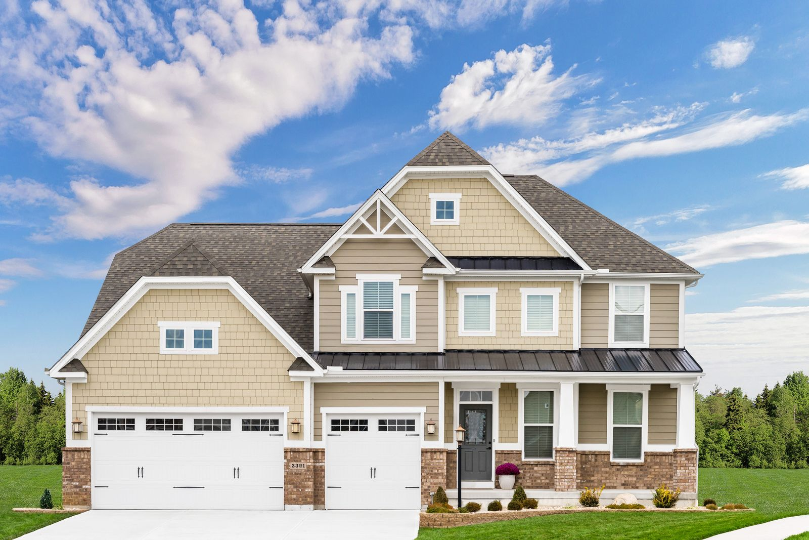 Exterior featured in the Landon By Ryan Homes in Washington, MD