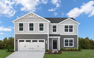Stonecrest Single Family Homes by Ryan Homes in Washington West Virginia
