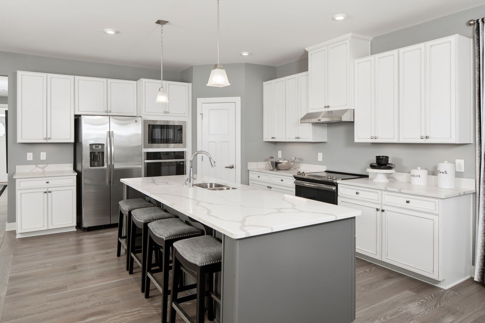 Kitchen featured in the Savannah By Ryan Homes in Washington, MD