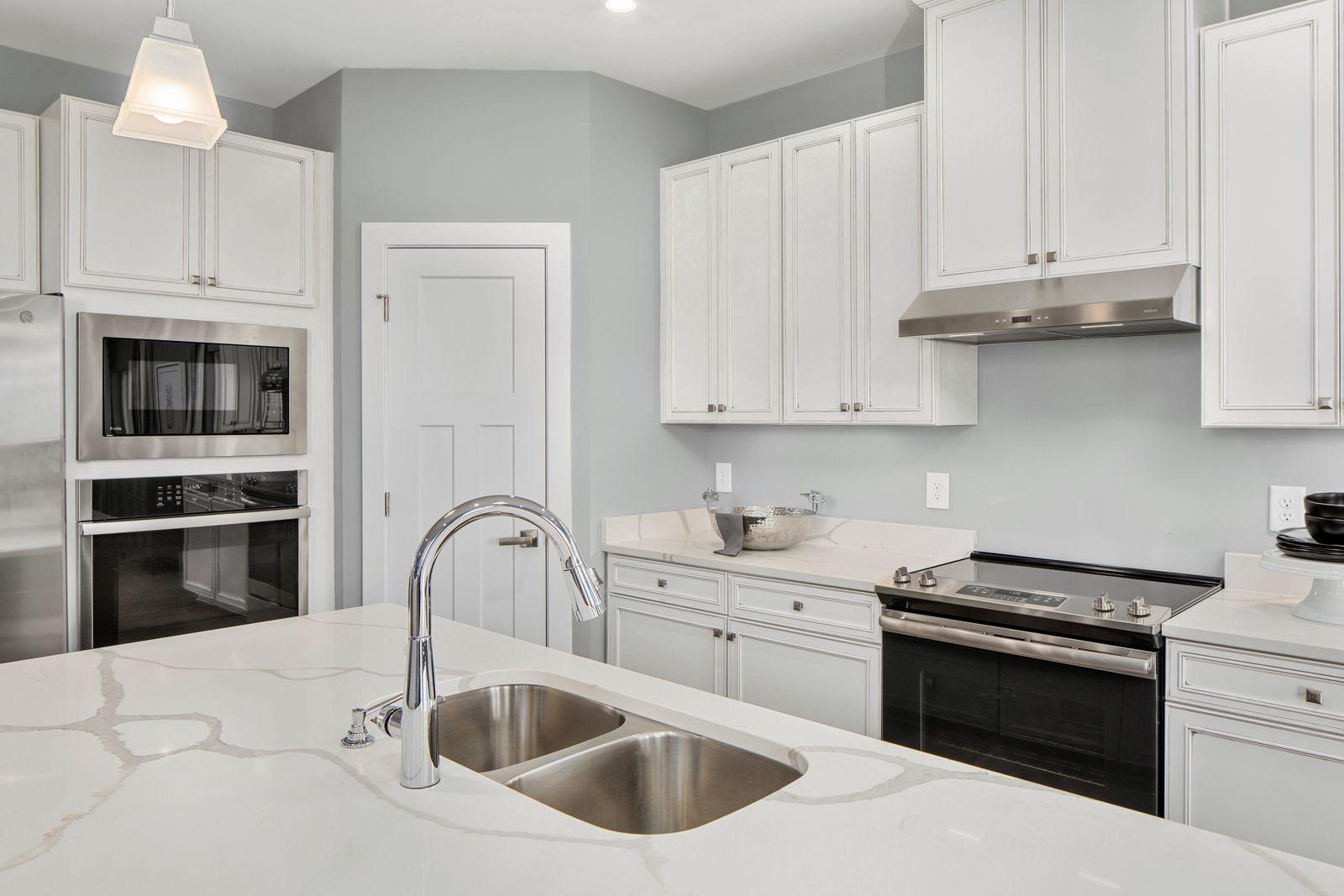 Kitchen featured in the Savannah By Ryan Homes in Nashville, TN