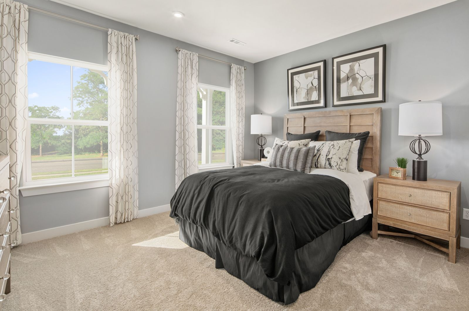Bedroom featured in the Savannah By Ryan Homes in Greenville-Spartanburg, SC