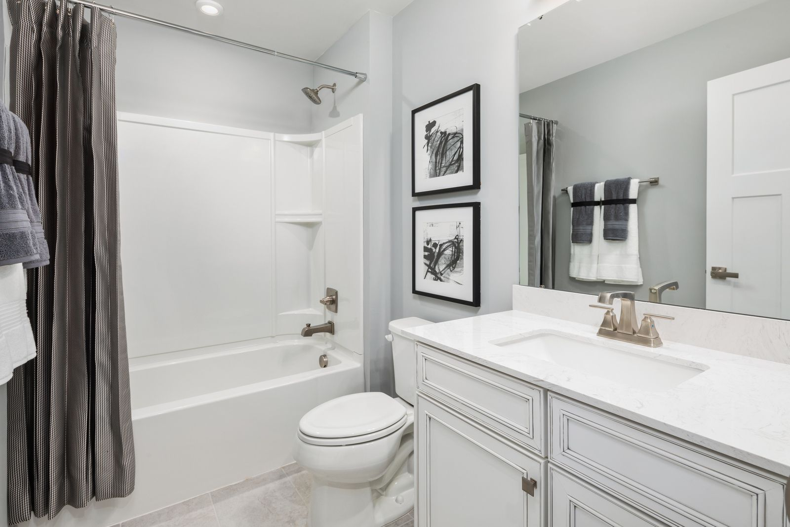 Bathroom featured in the Savannah By Ryan Homes in Washington, MD