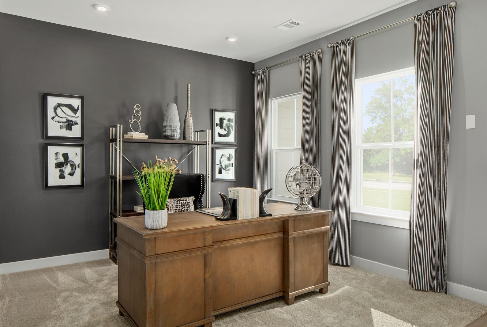 Living Area featured in the Savannah By Ryan Homes in Washington, MD