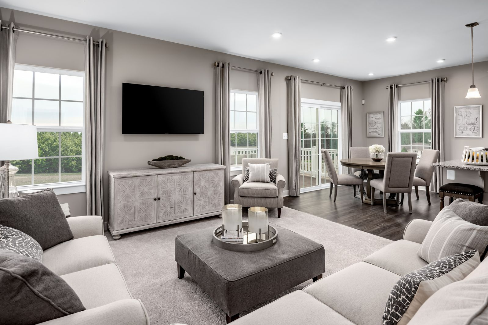 Living Area featured in the Alberti Ranch By Ryan Homes in Dover, DE