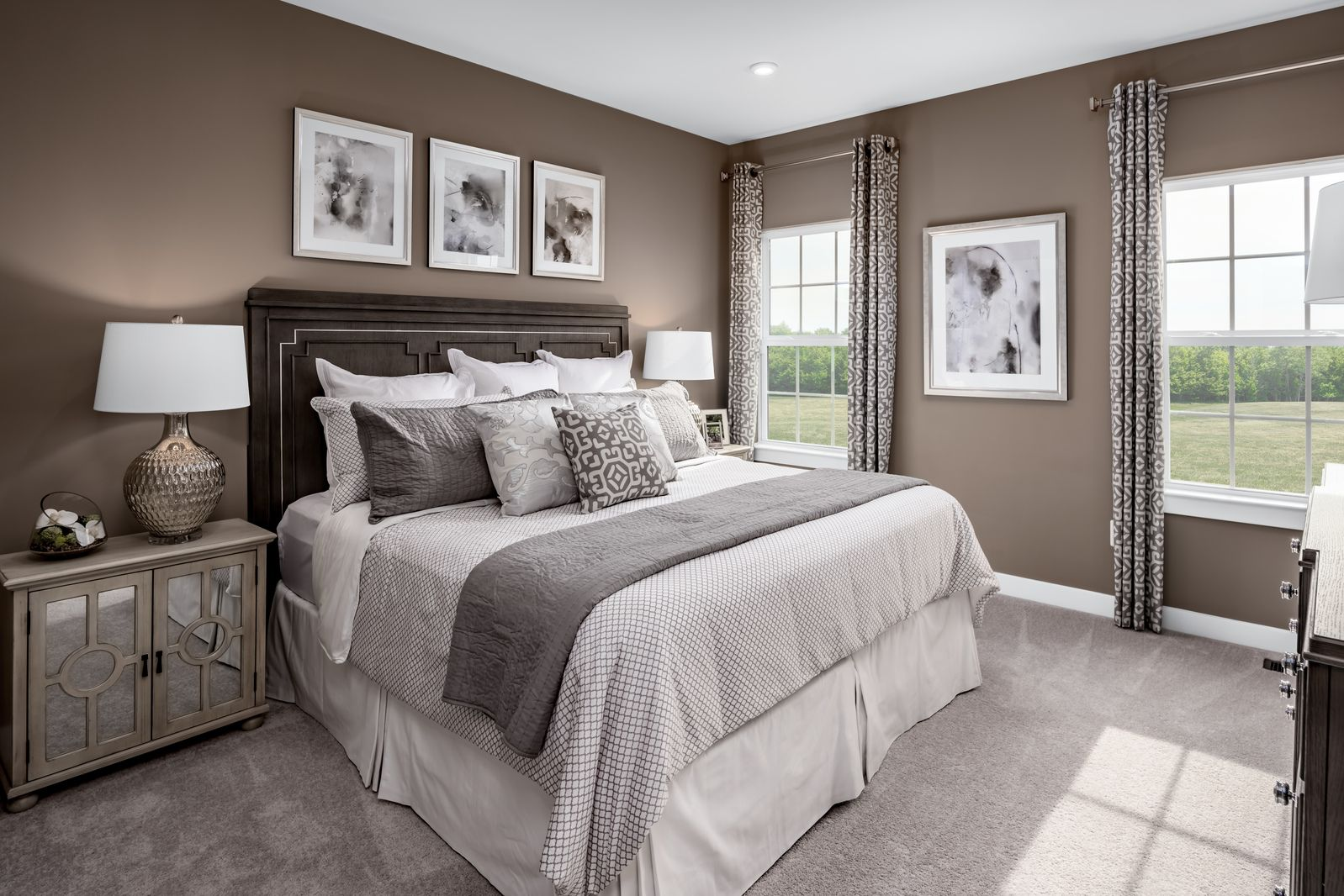 Bedroom featured in the Alberti Ranch By Ryan Homes in Chicago, IL