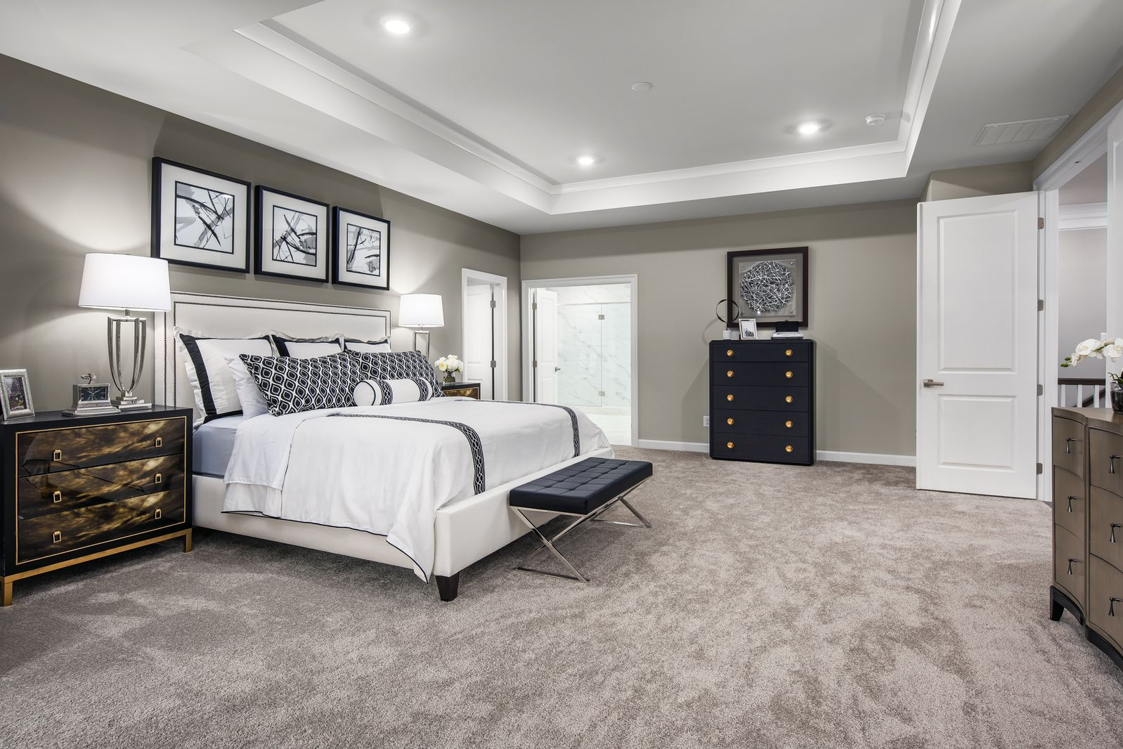 Bedroom featured in the Clifton Park II By NVHomes in Washington, VA