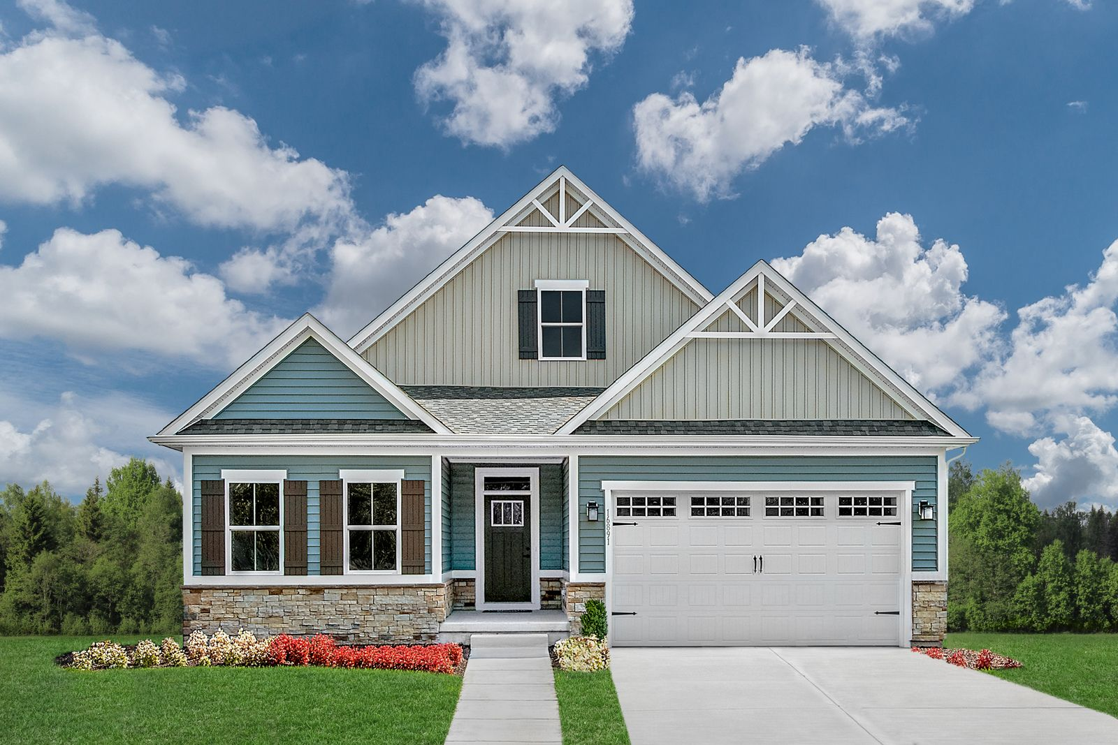 'Bronson Ridge' by Ryan Homes-GVW in Greenville-Spartanburg
