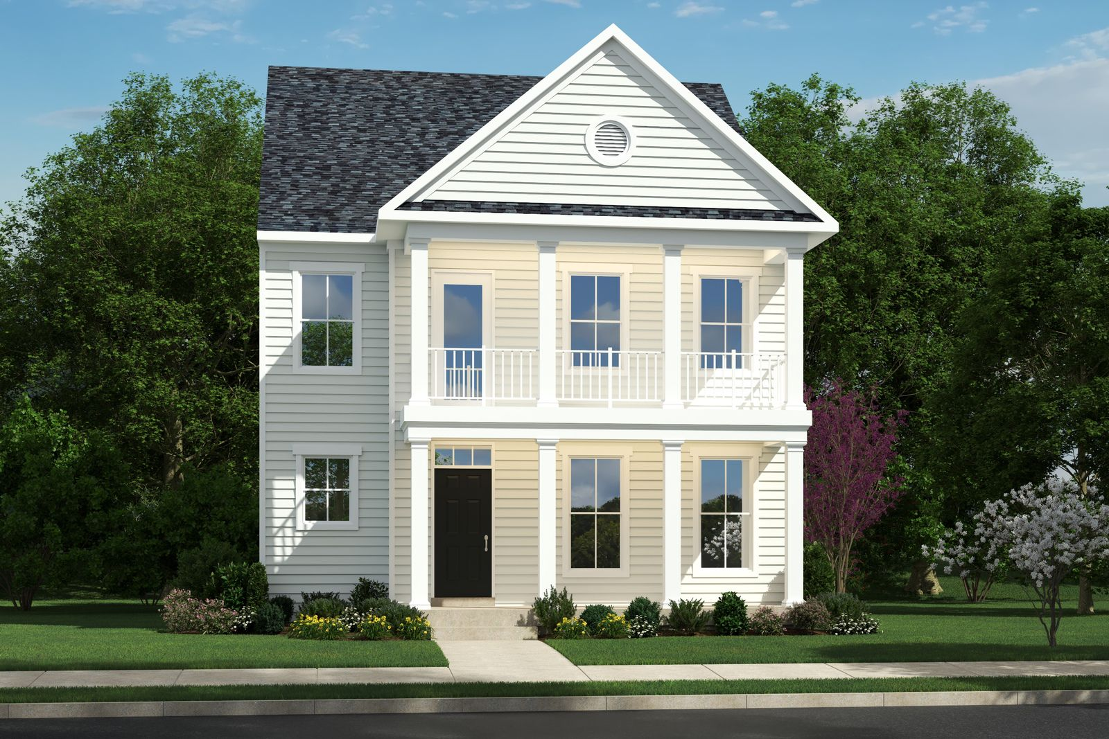 Exterior featured in the Salinger By Ryan Homes in Norfolk-Newport News, VA