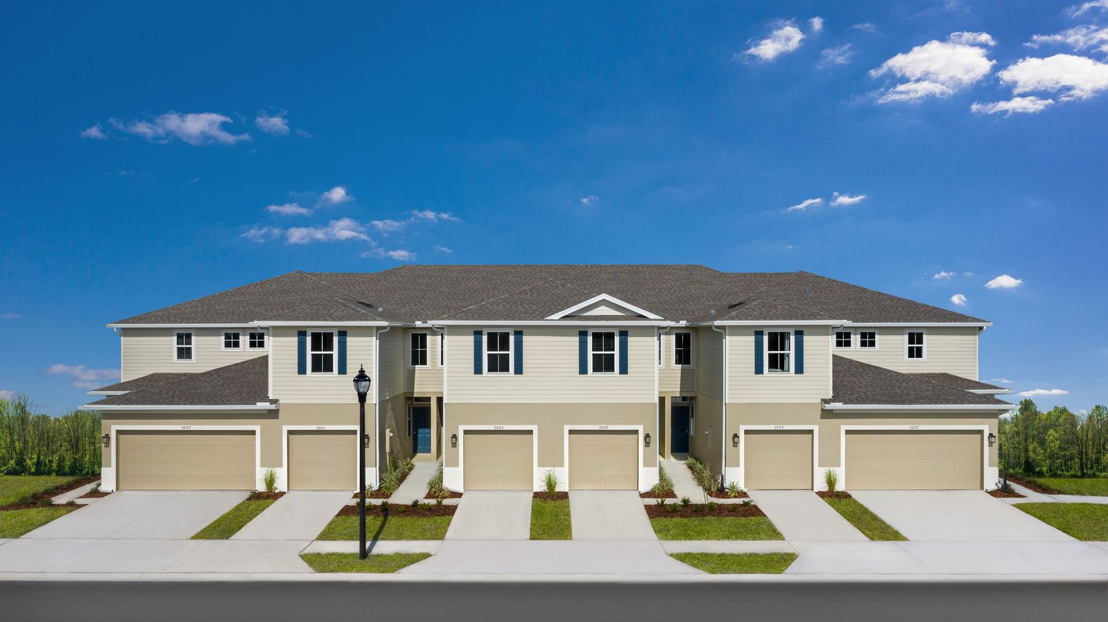 Exterior featured in the Pelican By Ryan Homes in Tampa-St. Petersburg, FL