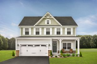 Columbia - Martinsburg Lakes Single Family Homes: Martinsburg, District Of Columbia - Ryan Homes