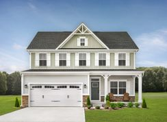 Columbia - The Landing at Grassfield: Chesapeake, Virginia - Ryan Homes