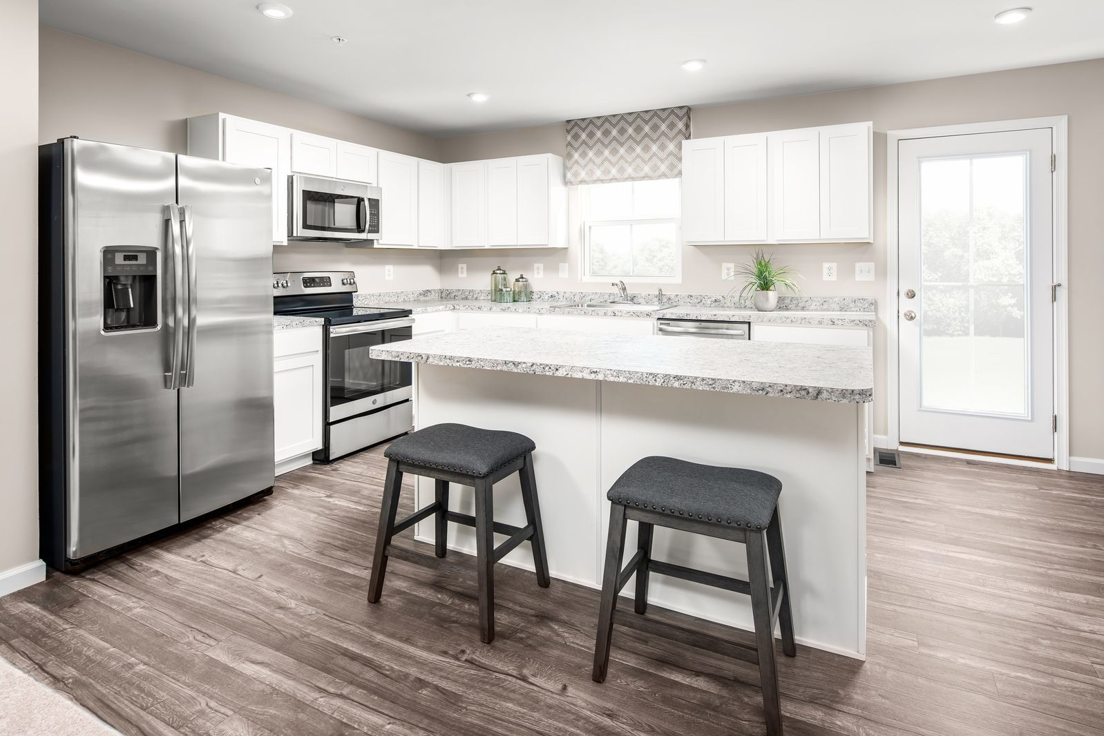 Kitchen featured in the Cedar By Ryan Homes in Chicago, IL