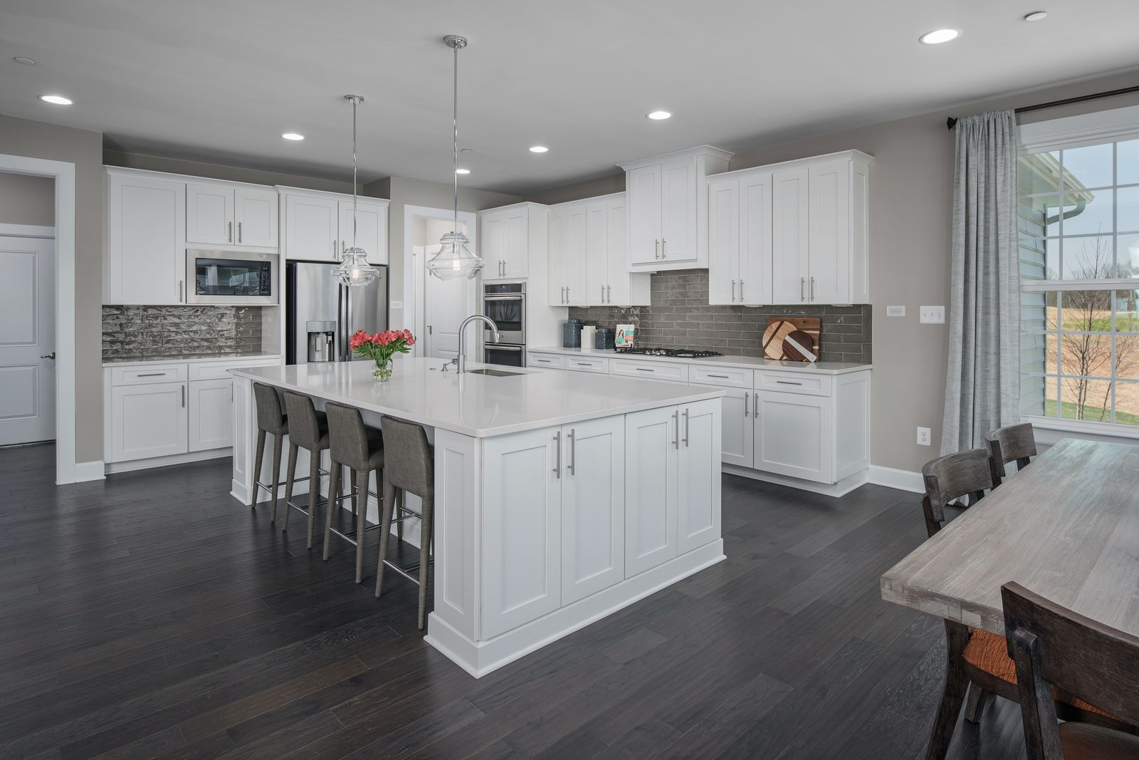Kitchen featured in the Radford By HeartlandHomes in Morgantown, WV