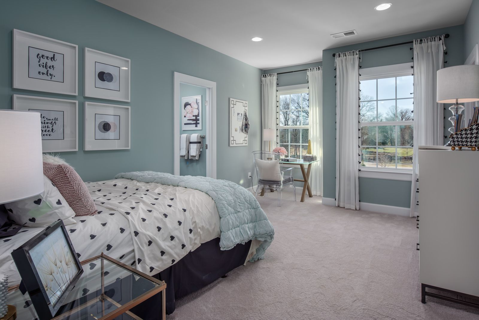 Bedroom featured in the Radford By HeartlandHomes in Pittsburgh, PA