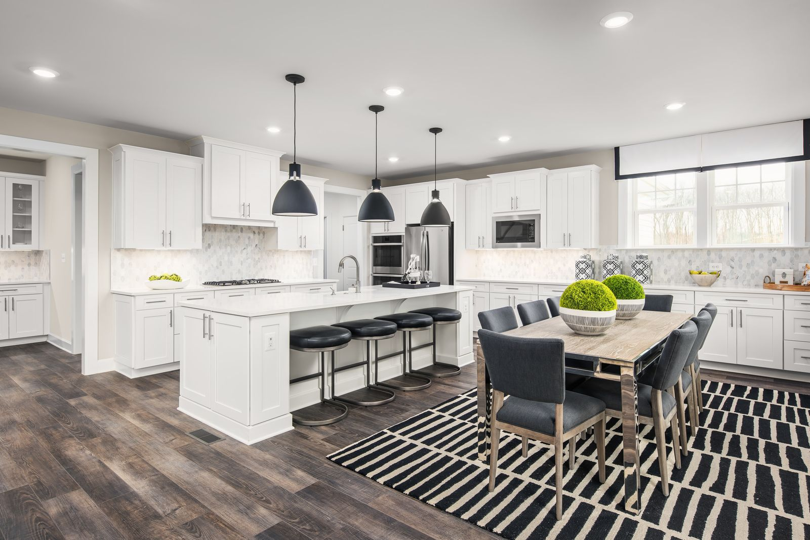Kitchen featured in the Stratford Hall By HeartlandHomes in Morgantown, WV