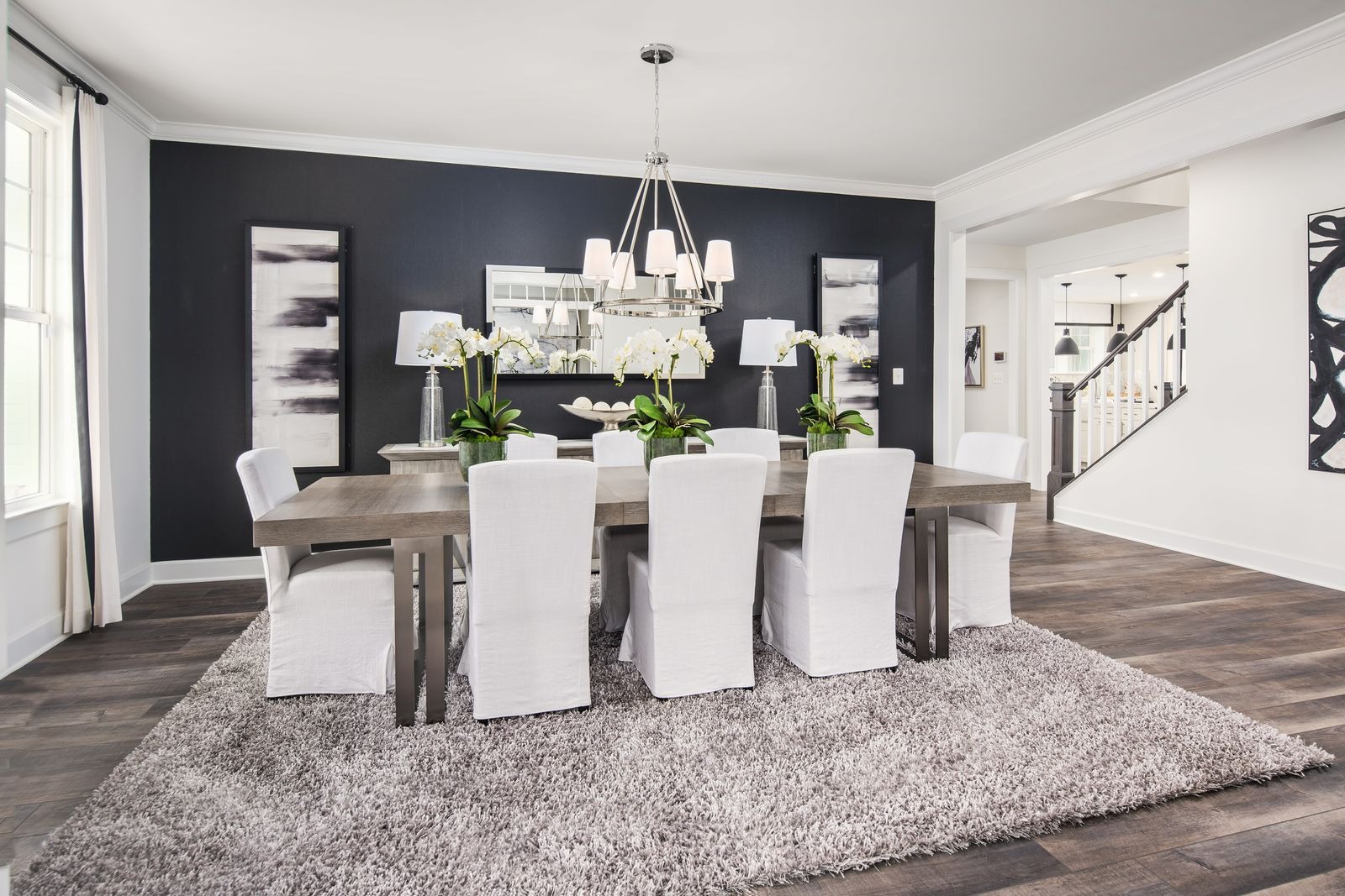 Living Area featured in the Stratford Hall By HeartlandHomes in Morgantown, WV