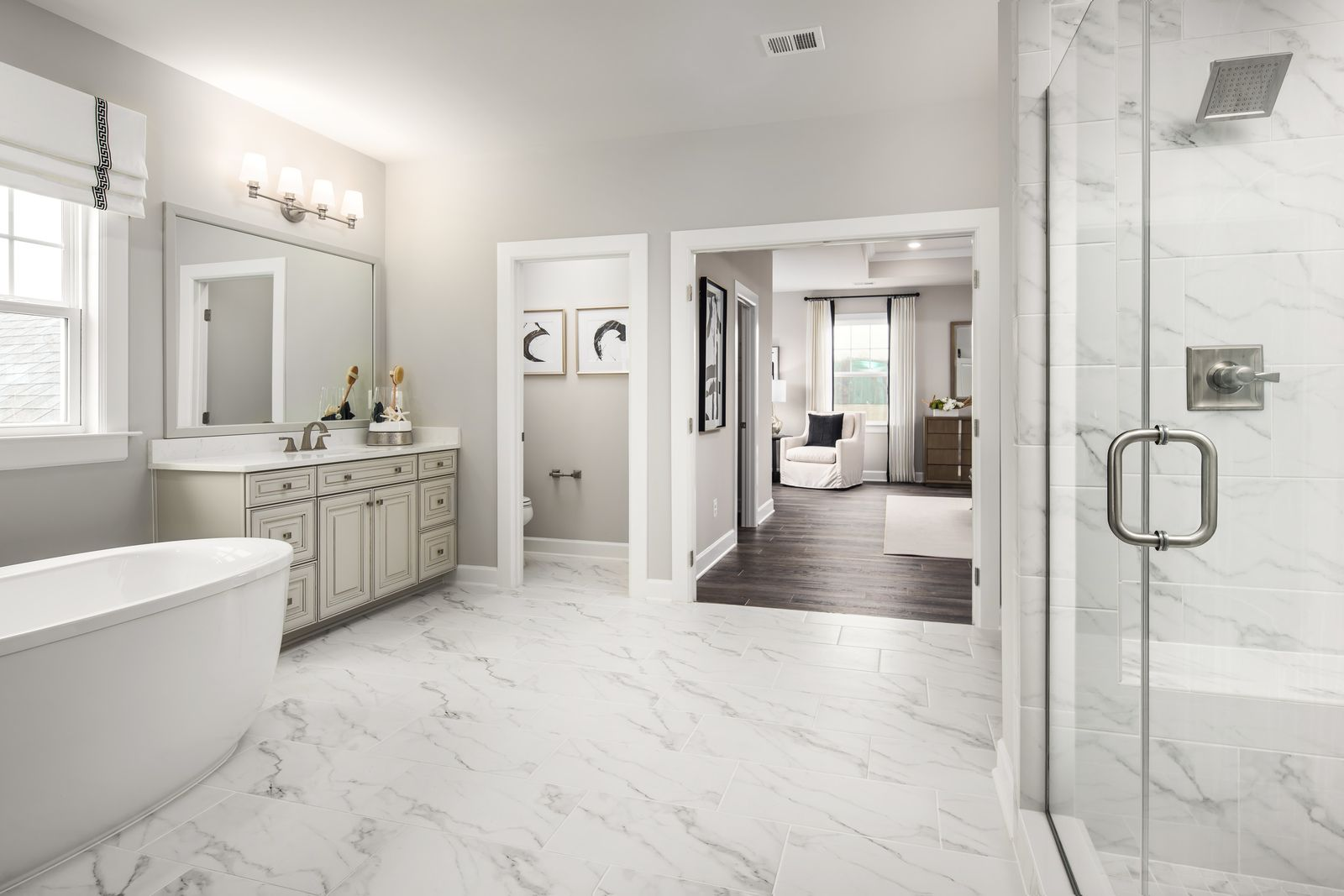 Bathroom featured in the Stratford Hall By HeartlandHomes in Morgantown, WV