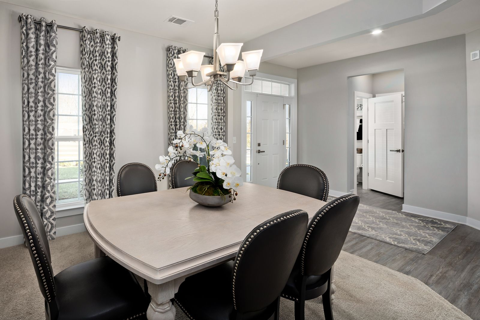 Living Area featured in the Robert Frost By Ryan Homes in Norfolk-Newport News, VA