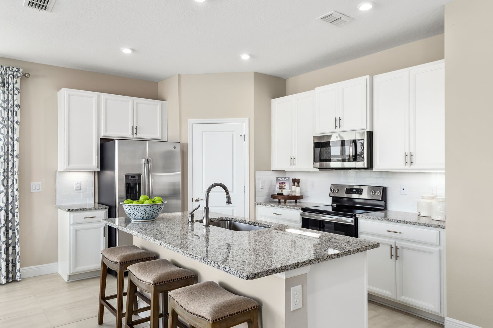 Kitchen featured in the Doral By Ryan Homes in Martin-St. Lucie-Okeechobee Counties, FL
